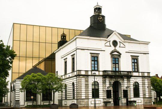 City Hall Leopoldsburg