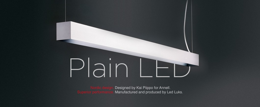 PLAIN_LED_luminaire