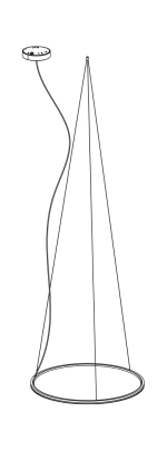 Optional suspension wire